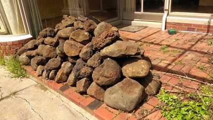 Volcanic rock in melbourne region vic gumtree australia for Landscaping rocks melbourne
