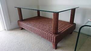 Coffee Table - Rattan Coogee Eastern Suburbs Preview