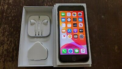 Apple iPhone 6s - 64GB - Space Grey (O2) A1688 (CDMA + GSM)