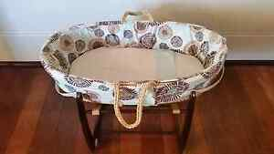 Bebelicious Moses Basket Bassinet Bayswater Bayswater Area Preview