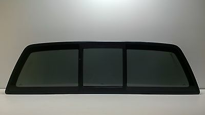 Fits: 04-14 Ford F150 Back Glass Power Slider OEM New with slight damage/see pic