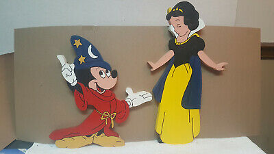 T-OUT FIGURES / SNOW WHITE - MAGIC KINGDOM MICKEY MOUSE (Snow White Cut Out)