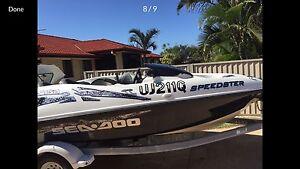V6 Mercury Seadoo Speedster Deception Bay Caboolture Area Preview