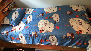 Boys Pirate Bedding