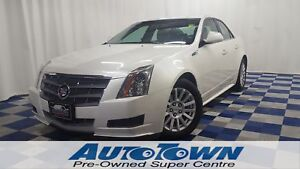 2010 Cadillac CTS 3.0L/PANO ROOF/HEATED SEATS/ LOW KMS
