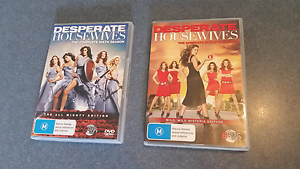 Dvd desperate housewives Coconut Grove Darwin City Preview