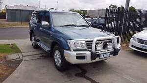 2006 Toyota Landcruiser GXL Wagon V8 AUTO Williamstown North Hobsons Bay Area Preview