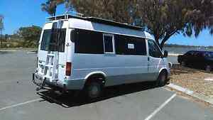 Ford transit lwb campervan Virginia Brisbane North East Preview