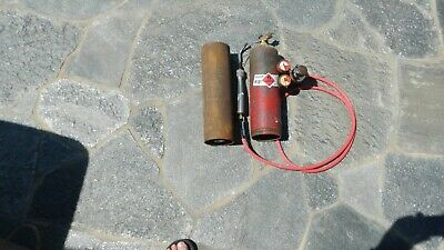 Small Acetylene Tanks And Torch Kit