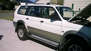 2000 Mitsubishi Challenger Wagon Wallsend Newcastle Area Preview