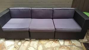 3 seater lounge + chair + ottoman Mosman Mosman Area Preview