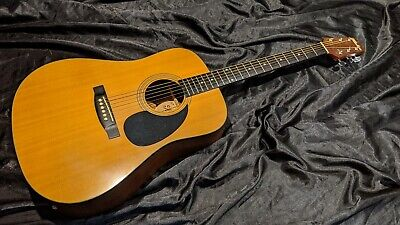 Vintage semi acoustic guitar Kimbara *plays amazing * NICE ACTION