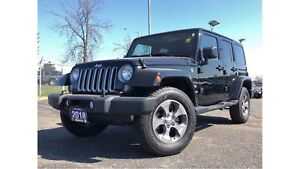 2018 Jeep Wrangler UNLIMITED SAHARA**BLUETOOTH**6.5 TOUCHSCREEN*