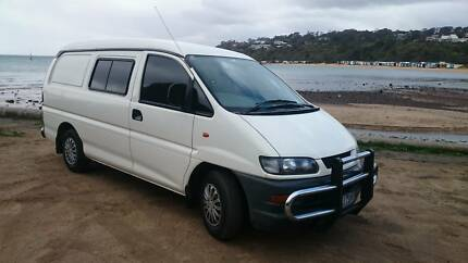 2005 Mitsubishi Express Van/Minivan Mornington Mornington Peninsula Preview