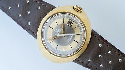 Omega women's GP Dynamic automatic/date - all original and running well