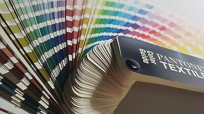 Pantone Color Guide System Textile Color Management Visually And Scientifically