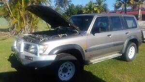 Nissan Patrol 1999 RD28 Manaul GU WRECKING Burpengary Caboolture Area Preview