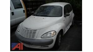 2002 PT Cruiser 4cyl auto... very good on gas