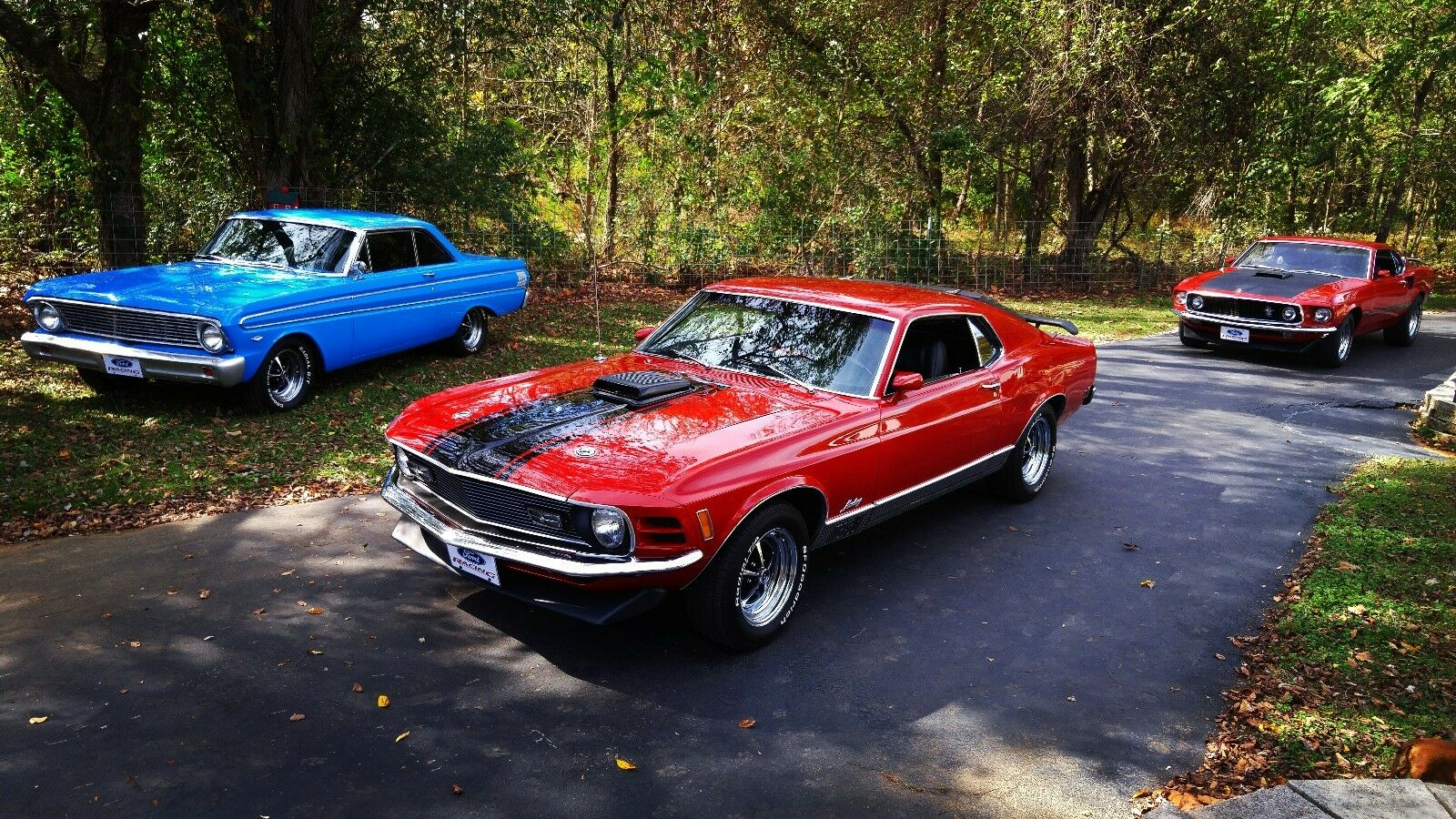 1970 Mustang Mach 1 Fastback