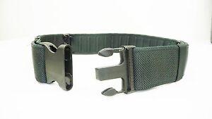 Ex-Police-Black-Genuine-PLCE-SAS-SBS-Special-Forces-Military-Duty-Belt-Belts