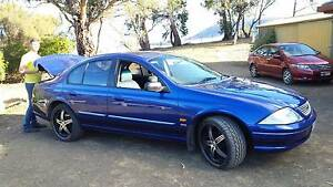 Ford Falcon Sedan 2001 Richmond Clarence Area Preview
