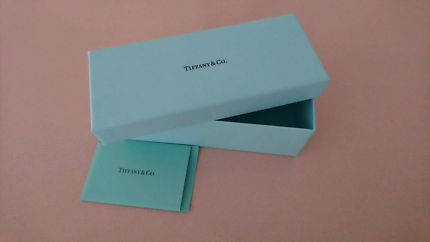 Genuine Tiffany & Co Rectangle Gift Box