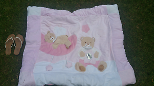 Baby Toddler Activity Playmat Picnic rug Padded large Tugun Gold Coast South Preview