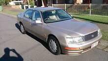 1996 Lexus LS400 Sedan Rochedale South Brisbane South East Preview