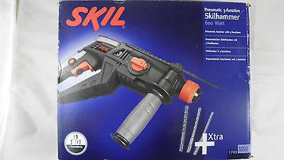 SKIL Bohrmaschine Schlagbohrer Bohrhammer Schlagbohrmaschine  1743AA