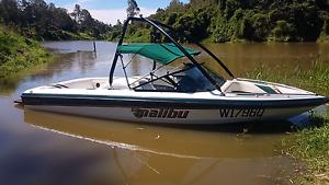 Malibu response ski wake boat Ipswich Ipswich City Preview