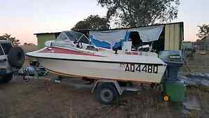 Seafarer 90hp yamaha Warrill View Ipswich South Preview