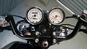 Nemesis 400 cc Elstar, Cafe Racer, Scrambler, Cruiser, Lams