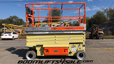 Jlg 3246 Electric Scissor Lift Aerial Refurbished - Warranty - Dealer