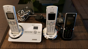 Uniden dual cordless phone, answering machine Elite Essendon Moonee Valley Preview