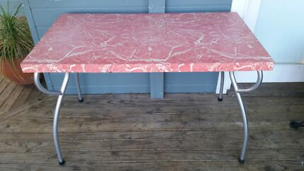1960's retro laminate dining table Nowra Nowra-Bomaderry Preview