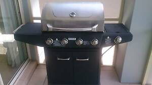 4 Burner Hooded BBQ with Side Burner Coomera Gold Coast North Preview