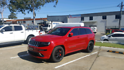 2013 (MY14) JEEP SRT WK WAGON 8SP 4X4 6.4L Panania Bankstown Area Preview