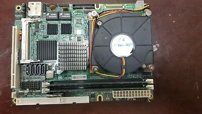 AICSYS Inc SBE-5235A2GD SBC with Intel Core 2 Duo E7400 2.80GHz CPU 2GB RAM