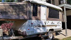 Jayco Swan Outback Caravan Kunda Park Maroochydore Area Preview