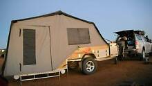 2010 CUB BRUMBY OFF ROAD CAMPER TRAILER West Lakes Charles Sturt Area Preview
