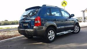 Hyundai Tucson 2004 V6 AWD (Sunroof) EXCELLENT CONDITION Sydney Region Preview