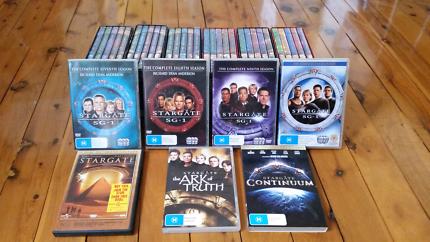 Stargate sg1 full series + movies