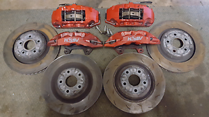 commodore hsv vf maloo big brakes Mirboo North South Gippsland Preview