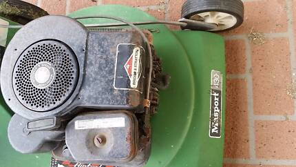 Lawn Mower Older but runs well.Masport 430