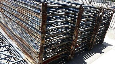 Pallet Racking Upright Beams 15 X 42 Blue Shelves Shelving
