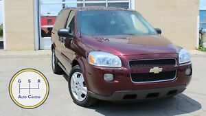 2008 Chevrolet Uplander LS | DUAL TV SCREEN | CRUISE CONTROL | P