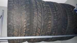 Winter tires - 235/50/18