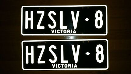 Holden Hz kingswood plates Endeavour Hills Casey Area Preview