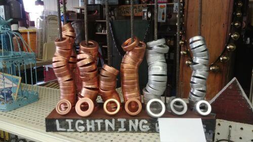 Купить lightning rod ball end caps, weathervane, lightning rod, lightning ball, quality