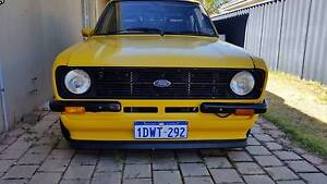 1977 Ford Escort MK2 Sedan 4 Door Ballajura Swan Area Preview